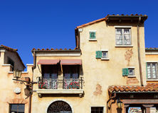 Mediterranean house Stock Photography