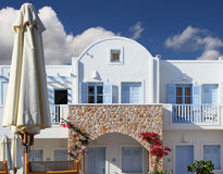 Mediterranean house Royalty Free Stock Photo