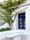 Mediterranean house Royalty Free Stock Photo