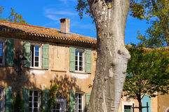 Mediterranean house in southern Europe. Old mediterranean house in southern Europe Royalty Free Stock Photos