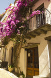 Mediterranean house. Spain Stock Photography