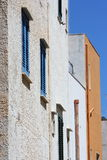 Mediterranean houses Stock Photography