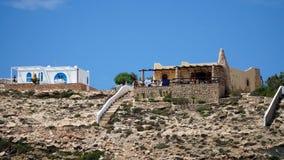 Mediterranean houses Stock Image