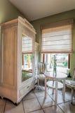 Mediterranean interior - closet Royalty Free Stock Image