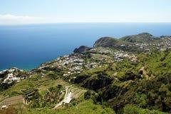 Mediterranean ischia Stock Image