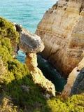 Mediterranean Island Coastal Landscape royalty free stock image