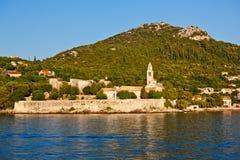 Mediterranean - Island Lopud Royalty Free Stock Photos