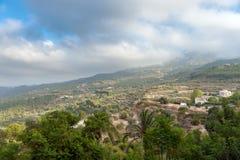 Mediterranean lands Stock Photo