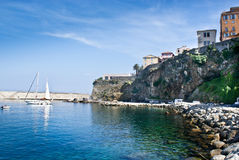 Mediterranean Landscape Royalty Free Stock Photography