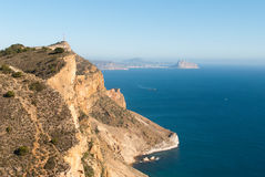 Mediterranean landscape Royalty Free Stock Photo