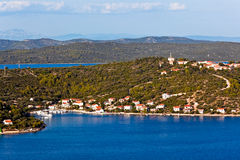 Mediterranean landscape - island Stock Photo