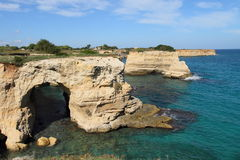 Mediterranean landscape near Lecce Royalty Free Stock Image
