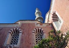 Mediterranean mosque Stock Photos