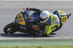 Mediterranean Motorcycling Championship Royalty Free Stock Photos