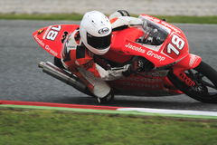 Mediterranean Motorcycling Championship Royalty Free Stock Photography