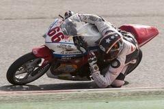 Mediterranean Motorcycling Championship Royalty Free Stock Photos
