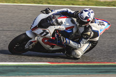 Mediterranean Motorcycling Championship Stock Photography