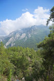 Mediterranean mountains Royalty Free Stock Photos