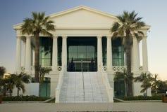 Mediterranean neo-classic building Stock Photos