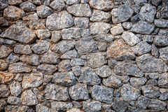 Mediterranean old rock wall background. Medieval design template or hisrtory art Stock Photography