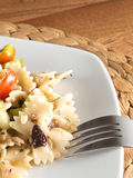 Mediterranean pasta Royalty Free Stock Images