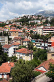 Mediterranean resort town. Herceg Novi, Montenegro. Photo of Mediterranean resort town. Herceg Novi, Montenegro Stock Photography
