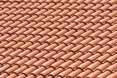 Mediterranean Roof Royalty Free Stock Photography