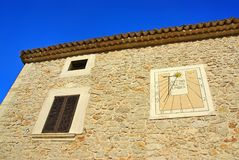 Mediterranean rural House Stock Photography