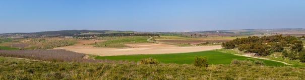 Mediterranean rural landscape, Israel Stock Photo