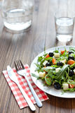 Mediterranean salad Stock Images