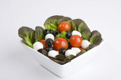 Mediterranean Salad Royalty Free Stock Images