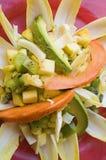 Mediterranean salad. A mediterranean salad for restaurant Stock Photo