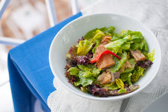 Mediterranean salad Stock Photo