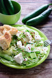 Mediterranean salad Royalty Free Stock Photos