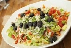 Turkish Salad Royalty Free Stock Photography