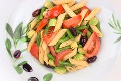 Mediterranean salad Stock Photo