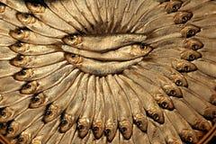 Mediterranean sardines Royalty Free Stock Image