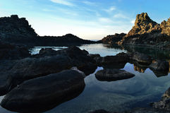 Mediterranean Scenery Royalty Free Stock Image