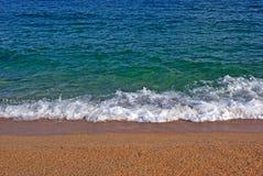 Mediterranean sea. Royalty Free Stock Photo