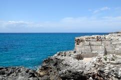 Mediterranean Sea Royalty Free Stock Image