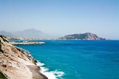 Mediterranean sea Royalty Free Stock Photos