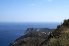 Mediterranean sea royalty free stock photo