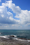 Mediterranean sea Royalty Free Stock Images