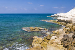 Mediterranean sea Stock Photo