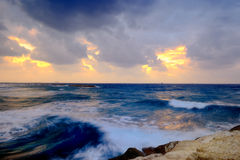 Mediterranean sea Royalty Free Stock Image