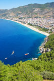 Mediterranean Sea - Alanya, Turkey Stock Photo