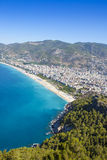 Mediterranean Sea -  Alanya, Turkey Royalty Free Stock Image