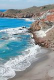 A day with sun in Cabo de Gata royalty free stock photo