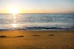 Mediterranean Sea coastline Royalty Free Stock Image