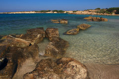 The Mediterranean Sea. Cyprus. Paphos. Stock Photography